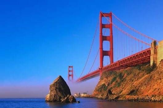 Awe Inspiring Photo of the San Francisco Bridge