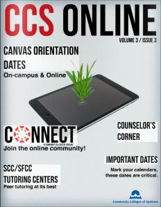 CCS Online Newsletter-Volume 3-Issue 3